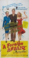 A Foreign Affair movie poster (1948) picture MOV_9006fdb3