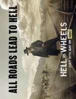 Hell on Wheels movie poster (2011) picture MOV_9030938a