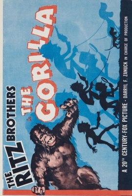 The Gorilla movie poster (1939) poster MOV_903c794f