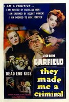 They Made Me a Criminal movie poster (1939) picture MOV_90430148