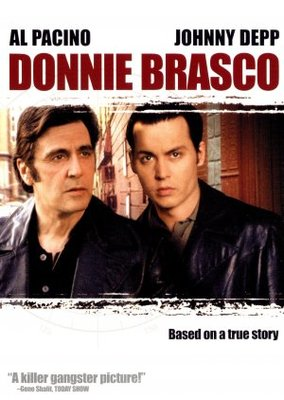 Donnie Brasco movie poster (1997) poster MOV_904632cc