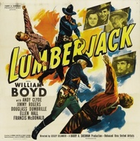 Lumberjack movie poster (1944) picture MOV_904cffc6