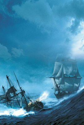 Master and Commander: The Far Side of the World movie poster (2003) poster MOV_9055055e