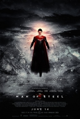 Man of Steel movie poster (2013) poster MOV_9056f788