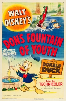 Don's Fountain of Youth movie poster (1953) poster MOV_905c4ffb