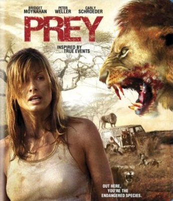 Prey movie poster (2007) poster MOV_905e9a36