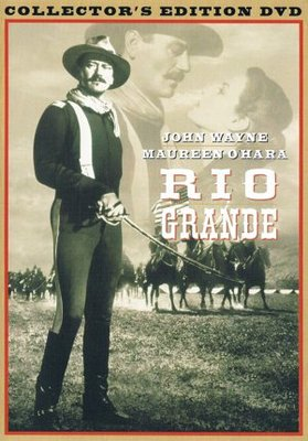 Rio Grande movie poster (1950) poster MOV_9064cde1