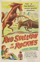 Red Stallion in the Rockies movie poster (1949) picture MOV_9066f274