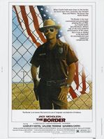 The Border movie poster (1982) picture MOV_90753436