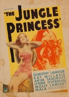 The Jungle Princess movie poster (1936) picture MOV_9076411b