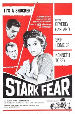 Stark Fear movie poster (1962) poster MOV_907cbb6f