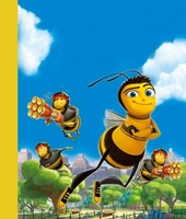 Bee Movie movie poster (2007) picture MOV_9ec962e1