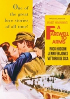 A Farewell to Arms movie poster (1957) picture MOV_9085e919