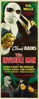 The Invisible Man movie poster (1933) picture MOV_908893f2