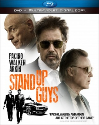 Stand Up Guys movie poster (2013) poster MOV_908b03f1