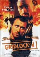 Gridlock'd movie poster (1997) picture MOV_908bcde2
