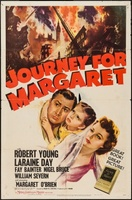 Journey for Margaret movie poster (1942) picture MOV_908f7218