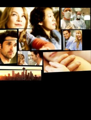 Grey's Anatomy movie poster (2005) poster MOV_90935b84