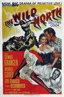 The Wild North movie poster (1952) picture MOV_909a4c7f