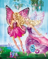 Barbie Mariposa and the Fairy Princess movie poster (2013) picture MOV_90a15a1a