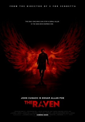 The Raven movie poster (2012) poster MOV_90a1db2d