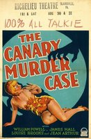 The Canary Murder Case movie poster (1929) picture MOV_90a66517
