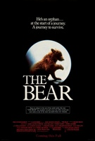 The Bear movie poster (1988) picture MOV_90abe3aa
