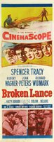Broken Lance movie poster (1954) picture MOV_90b0d233