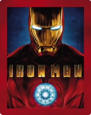 Iron Man movie poster (2008) poster MOV_90b37087