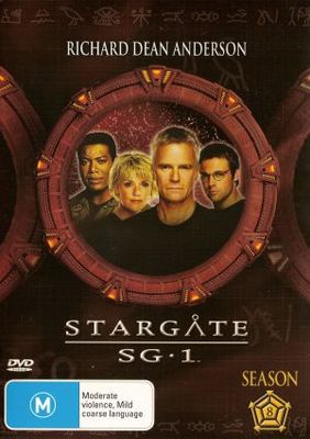 Stargate SG-1 movie poster (1997) poster MOV_90b571fa