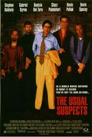 The Usual Suspects movie poster (1995) picture MOV_90b89030