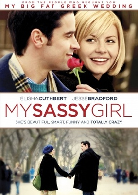 My Sassy Girl movie poster (2008) poster MOV_90c00363