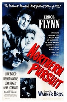 Northern Pursuit movie poster (1943) picture MOV_90c152d5