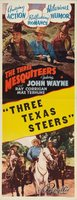Three Texas Steers movie poster (1939) picture MOV_90c2b063
