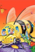 The Magic School Bus movie poster (1994) picture MOV_90c44a2e