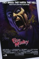 Blue Monkey movie poster (1987) picture MOV_90c64ac7