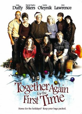 Together Again for the First Time movie poster (2008) poster MOV_90ca62cd