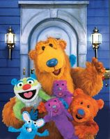 Bear in the Big Blue House movie poster (1997) picture MOV_90cc353f