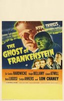 The Ghost of Frankenstein movie poster (1942) picture MOV_90d61670
