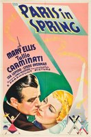 Paris in Spring movie poster (1935) picture MOV_90d8c245