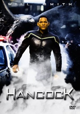 hancock movie poster