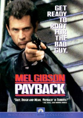 Payback movie poster (1999) poster MOV_90da4cf0