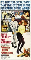 Viva Las Vegas movie poster (1964) picture MOV_90dadba1