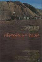 A Passage to India movie poster (1984) picture MOV_90ddbb0a