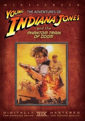 The Young Indiana Jones Chronicles movie poster (1992) poster MOV_90e78260