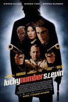 Lucky Number Slevin movie poster (2006) picture MOV_90f2c2fc