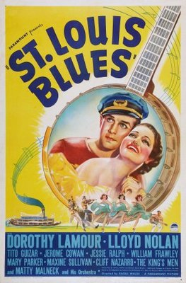 St. Louis Blues movie poster (1939) poster MOV_90f55b6c