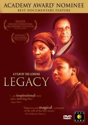 Legacy movie poster (2000) poster MOV_90fe97c0