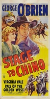 Stage to Chino movie poster (1940) picture MOV_910af894
