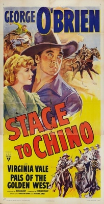 Stage to Chino movie poster (1940) poster MOV_910af894